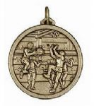 Basketball Medal 344